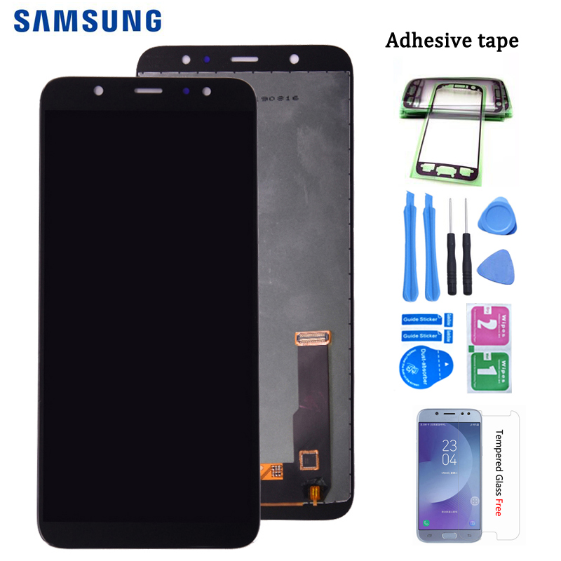 For Samsung Galaxy A6 Plus 2018 A605 A605fd LCD Display Touch Screen Digitizer Assembly Replacement For Samsung A6 Plus A6+ Lcd