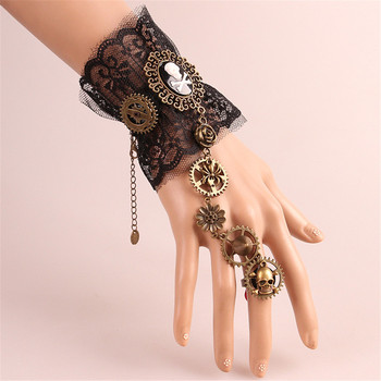 Steampunk Pirate Mechanical Bracelet