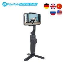 FeiyuTech – Vlog Pocket 2 stabilisateur de caméra à cardan portatif, bâton de selfie pour Smartphone officiel, pour iPhone 11 XS XR 8 7, HUAWEI P30 pro