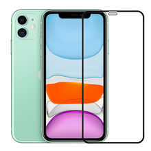 Buy Protective Tempered Glass For iPhone 11 Pro Max Xs Max Xr X 7 8 6 6S Plus 11 Full Cover Screen Protector Glass on iPhone 11 Pro directly from merchant!