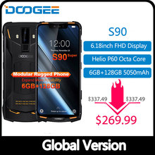 IP68/IP69K (Outdoor BOX) DOOGEE S90 Super Modular Rugged Mobile Phone