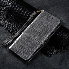 Кожаный чехол «Аллигатор» для Samsung Galaxy S20 FE S21 Ultra S10 Plus S10E Note 10 Lite S 9 8 S7 Edge, откидной Чехол-бумажник «крокодил»