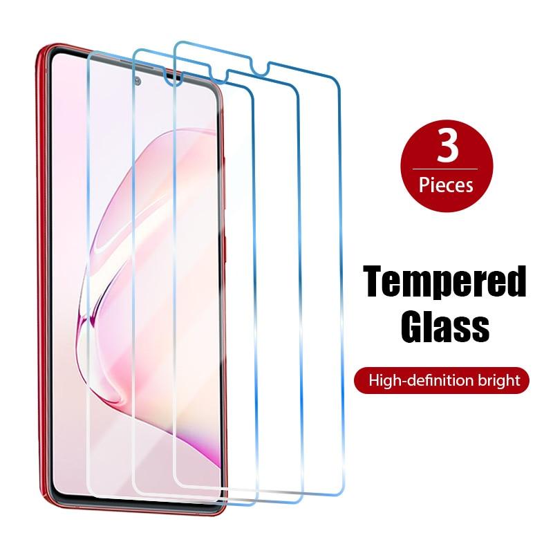 1/2/3 шт. Защитное стекло для Samsung A01 A2 Core A11 A12 A21 A31 A41, Передняя пленка для Samsung A51 A42 5G A71, жесткая защита экрана