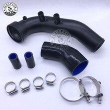 Впускной комплект труб турбо заряда для N54 E82 E87 E88 E90 E92 E93 135i 335i 335xi 335is 335i xdrive воздушная труба заряда 535xi 535i xdrive