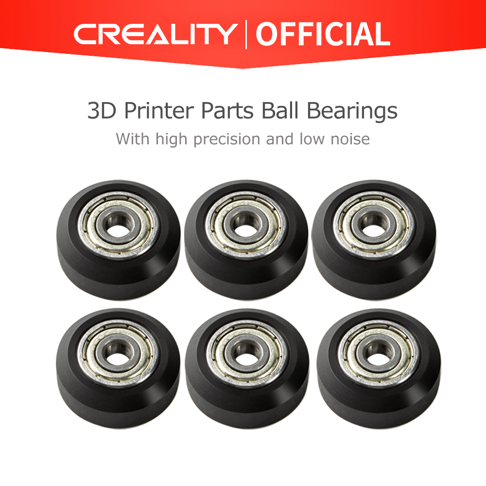 CREALITY 3D Printer Parts Inner Size Carbon Steel Deep Groove Ball Bearing For 3D Printer