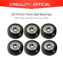 Parti della stampante 3D CREALITY cuscinetto a sfere a gola profonda in acciaio al carbonio di dimensioni interne per stampante 3D