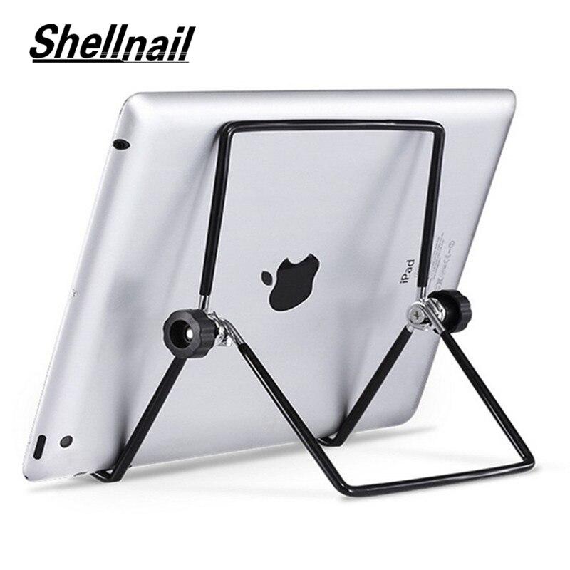 Supporti Pieghevoli Per Tavoli.Shellnail Pieghevole Tablet Supporto Universale Per Ipad Supporto