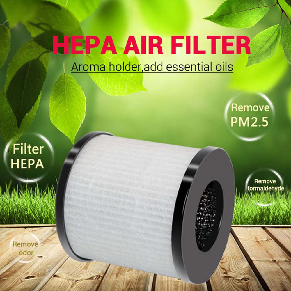 HEPA Filter H12 Air Purifier Filter Activated Carbon For TPC0040 Purifier Cleaner Disinfect Bacteria Purify PM2.5 Formaldehyde