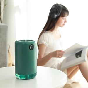 Image 4 - Xiaomi – humidificateur dair ultrasonique sans fil, diffuseur de brume deau aromatique, portable, pour le bureau, la maison, cadeau, 500ml