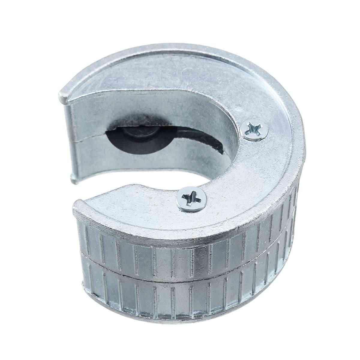1pcs 15MM / 22MM / 28MM Heavy Duty Self-adjusting Zinc Pipe Tube Cutter Self Locking Copper Plastic Tube Factory Hand Scissors