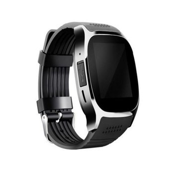 Stepfly T8 Bluetooth Smart Watch With Camera Facebook Whatsapp Support SIM TF Card Call Smartwatch For Android Phone bluetooth smart watch men android call watches facebook whatsapp sport band sim tf card healthy sleep reminder kids smartwatch