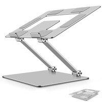 Soporte de escritorio ajustable para tableta, soporte plegable para iPad Pro Air Mini 11 12,9 Macbook Samsung Xiaomi Huawei, portátil Notebook