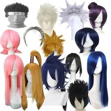 Brdwn Naruto Hidan Itachi Deidara Pain Kakashi Sasuke Sakura Hinata Kisame Ootutuki Hagoromo Jinchuuriki Cosplay hairwear