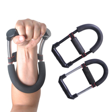 Hand Grip Arm Trainer Adjustable Forearm Hand Wrist Exercises Force Trainer Power Strengthener Grip Fit Bodybuilding Fitness