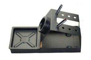 Image 5 - ใหม่Eruntop 8586ดิจิตอลจอแสดงผลไฟฟ้าเตารีด + DIY Hot Air Gunดีกว่าSMD Rework Station
