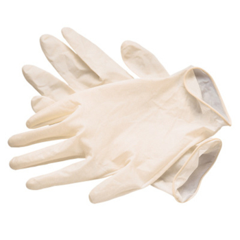 100PCS Fast Shipping 9 Inches Disposable Latex Gloves Anti-static Gloves For Food Cleaning Cooking Restaurant Kitchen