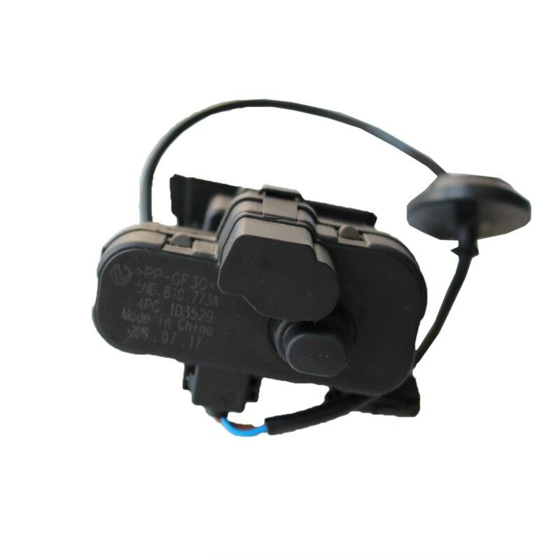 ELISHASTAR OEM привод для открывания топливной двери для V W 2011- TIGUAN 5ND 810 773A 5ND810773A