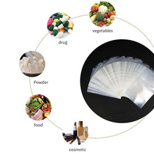 100pcs/lot Kitchen Food Vacuum Sealer Packaging Bag Vacuum Plastic Bag Food Storage Bags home Vacuum Sealer Kitchen Accessories
