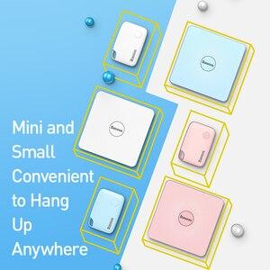 Image 2 - Baseus Mini GPS Tracker Anti Perso Bluetooth Tracker Per Pet Dog Cat Telefoni Chiave Bambini Anti Perdita di Allarme Smart Tag key Finder Locator