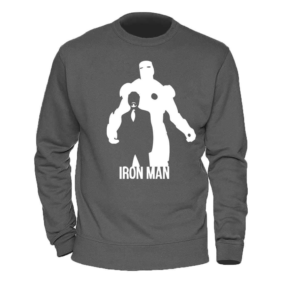 남성 Tracksuits Avengers 철 남자 옷 2020 따뜻한 가을 겨울 스웨터 남자 긴 소매 Streetwear 재미 Hoody 유지