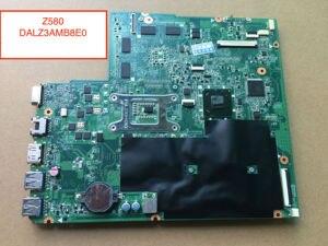 Image 2 - Orijinal Laptop anakart Lenovo Ideapad Z580 DALZ3AMB8E0 GT630M ekran kartı