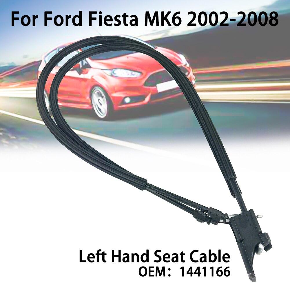 For FORD Fiesta MK6 2002-2008 Left Right Hand Seat Tilt Cable Passenger Side Auto Accessorie Accesorios De Coche 1441167/1441166