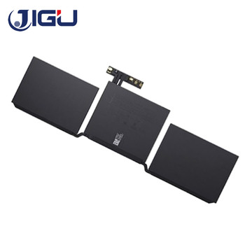 JIGU Black Battery For Apple MacBook A1713 For Apple MacBook Pro 13 For Apple MacBook Pro 13 (MPXW2CH/A) MLL42CH/A MLUQ2CH/A фото