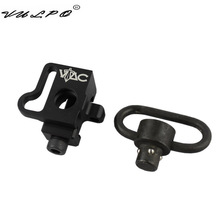 VULPO VAC Style Quick Release QD Sling Swivel Adapter Mount For 20mm Piactinny Rail