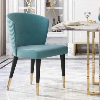 U-BEST Nordic marble table rectangular light luxury dining table designer post-modern minimalist conference table