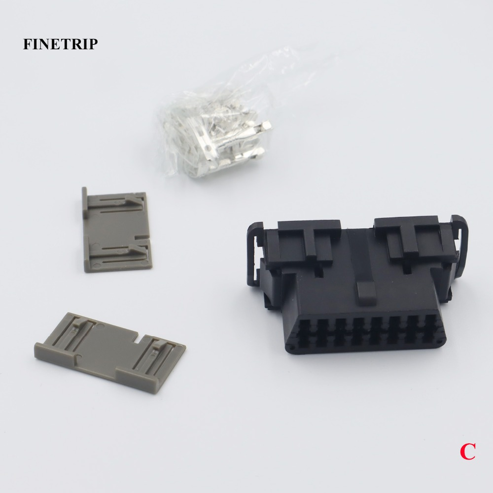FINETRIP obd female connector C