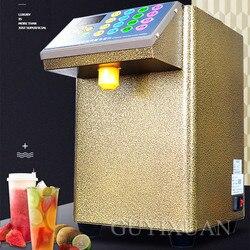 220V/280W ze stali nierdzewnej elektryczna maszyna do dozowania fruktozy komercyjny sklep herbaciany bar automatyczna maszyna do fruktozy