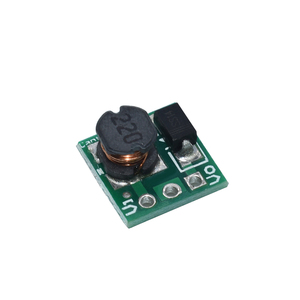 Image 4 - WAVGAT 0.9 5V do 5V DC DC Step Up moduł zasilania napięcie doładowania płyta konwertera 1.5V 1.8V 2.5V 3V 3.3V 3.7V 4.2V do 5V