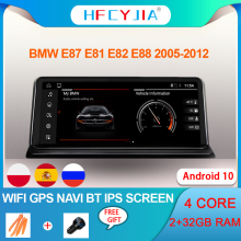 Android 10 System Auto Bildschirm Player Für BMW E87 E81 E82 E88 2005-2012 WIFI Google BT 2 + 32G IPS Touch GPS Navi Stereo Multimedia