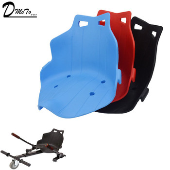 Car Styling plastikowe siedzisko zamiennik pasuje do Hover Cart uchwyt na stojak na karty tanie i dobre opinie Pit Pro Racing FRONT Seat Fit for hoverkart