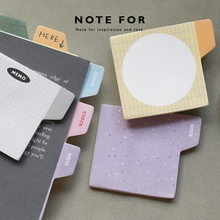 New Arrival 30 Sheets Kawaii Post it Sticky Notes To Do List Planner Memo Notepads Paperlaria School Office Stationery