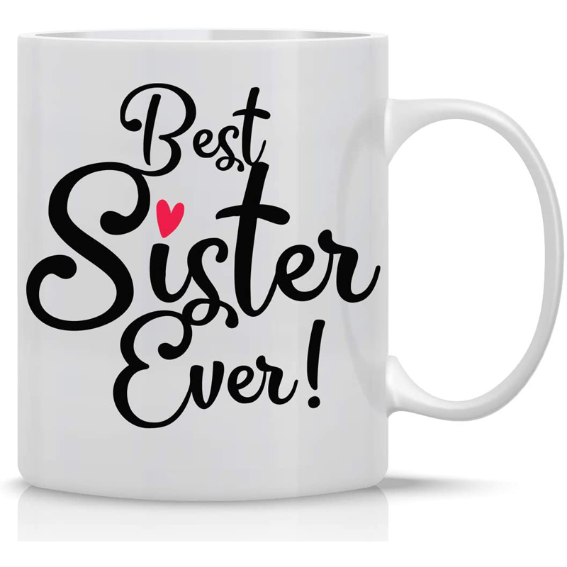 Best Sister Ever Mug Gifts From Sister And Friend Birthday Gift Ideas For Worlds Best Sister Soul Sister Little Big Siste Mugs Aliexpress