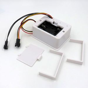 Image 5 - Medidor de Sensor de Flujo de Agua con pantalla Lcd Digital, fluímetro rotámetro, temperatura qyh