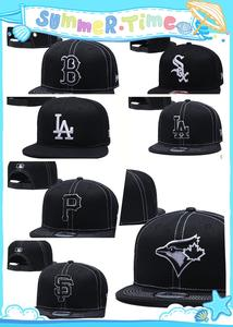 2020 New Dad Hats LA Dodgers Baseball Caps Letter B Red Sox Snapback hats White Sox Hip Hop Bone for Men Women Gorras Braves(China)