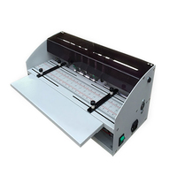 H500 Multi function Creasing Machine Electric Paper Creasing Machine Creasing Tool