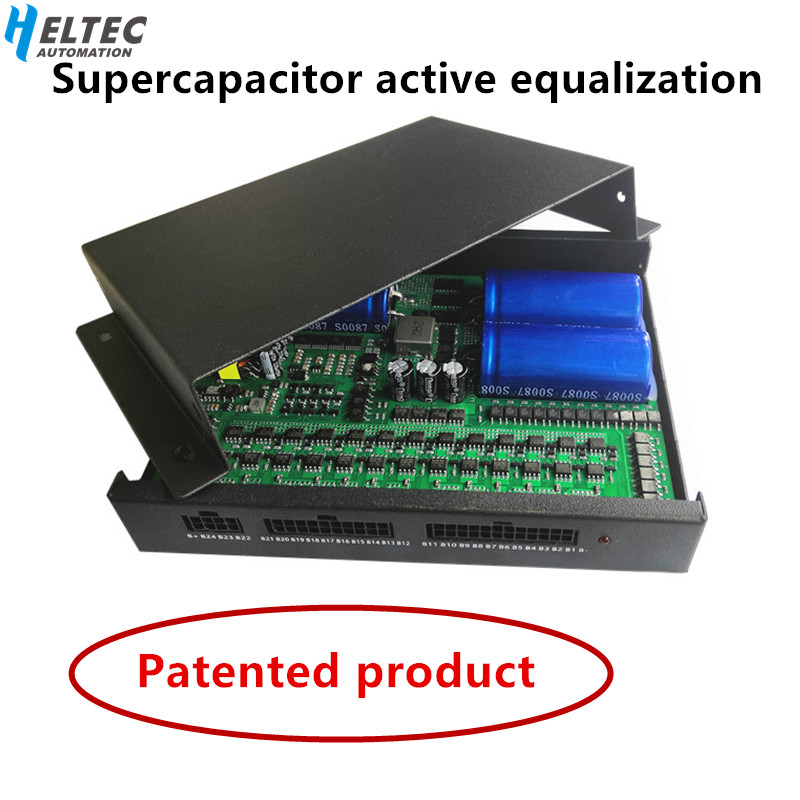 1A 2A 5A 10A Supercapacitor Active Equalizer Balancer Bluetooth Display APP 2S-24S BMS Li-ion Lipo LTO Lifepo4 Lithium Titanate