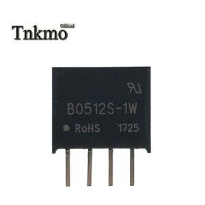 Image 3 - 10 Uds B0512S 1W SIP 4 B0512S SIP4 0512 5V a 12V módulo de potencia aislado nuevo y original