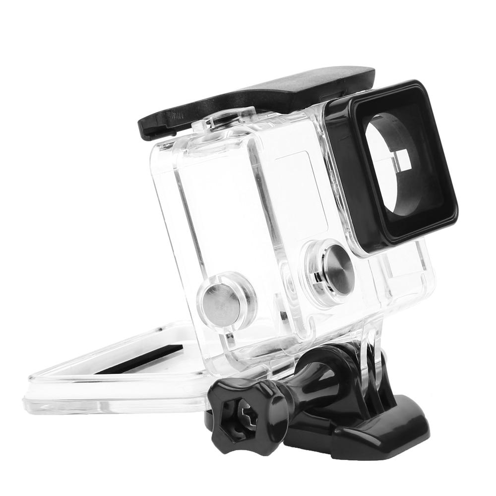 Hot-Sale-Standard-Side-Open-Protective-Case-for-GoPro-Hero-4-3-Black-Silver-Cam-Skeleton (1)