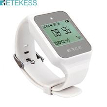 Pager-Equipment Watch-Receiver Waiter-Call Retekess Restaurant Wireless TD108 for Cafe