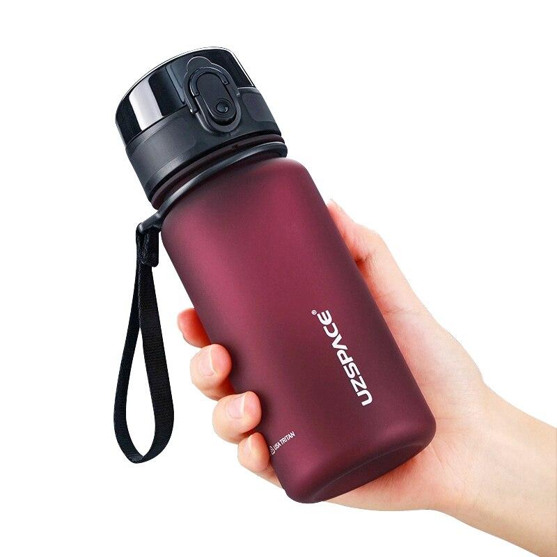 New 350ML Sport Water bottle BPA Free Kids Lovely Shaker Drink My Bottle Portable leakproof Ecofriendly Tritan Plastic Drinkware