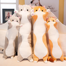 Gift Doll Cushion Plush-Pillow Animal Stuffed Giant Toys Kids Child Nap for 120cm Cat