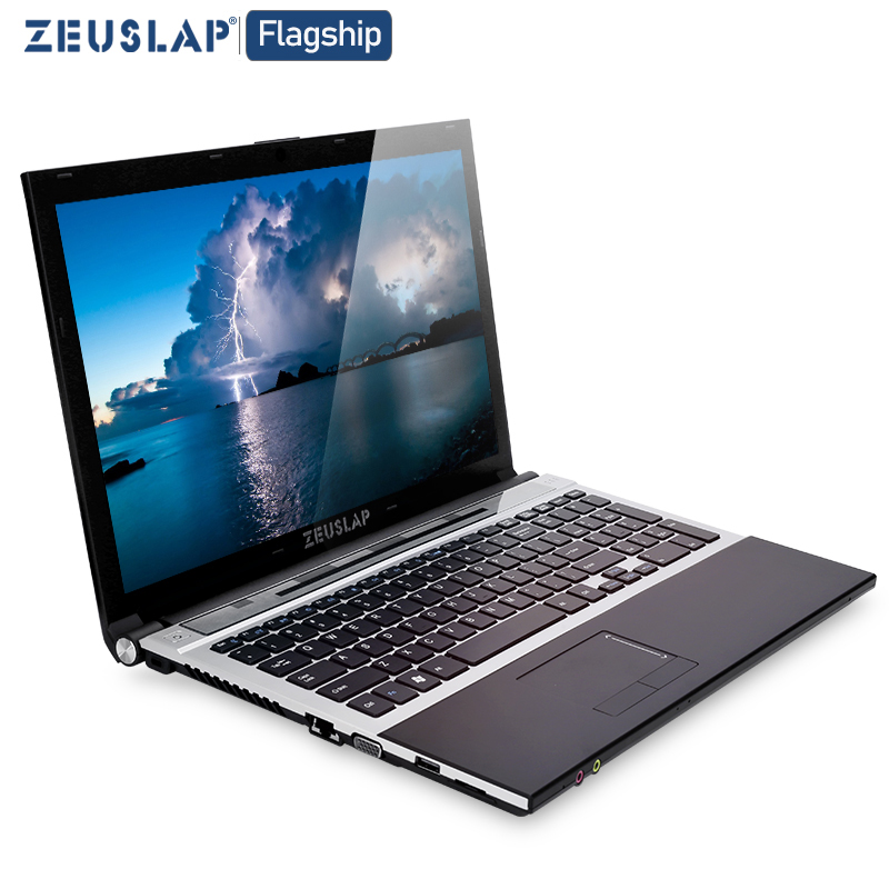 15,6-дюймовый intel i7 8 ГБ ОЗУ + 256 ГБ SSD + 2 ТБ HDD 1920x1080P двойные диски DVD Rom WIFI bluetooth Windows 10 ноутбук ПК ноутбук компьютер