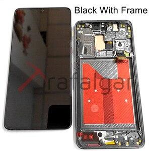 Image 4 - Trafalgar Display Per Huawei Compagno di 20 LCD Display Touch Screen Digitizer Con Telaio Sostituire Per Huawei Compagno di 20 Display HMA L29