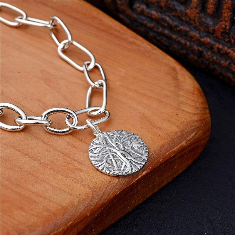 Mode 2019 nouveau Style 100% en argent Sterling S925 Bracelet femmes Boutique Bracelet en argent 925 bijoux de mode