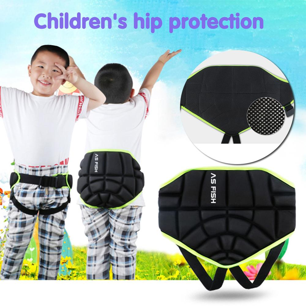 Outdoor Sports Protective Padded Shorts For Snowboard Skating Ski Roller Hip Butt Tailbone Sports Protective Gear For Kids