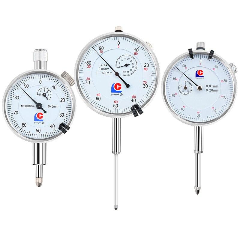 Precision tool Guanglu Dial Test Indicator Horizontal Test  Dial Indicator